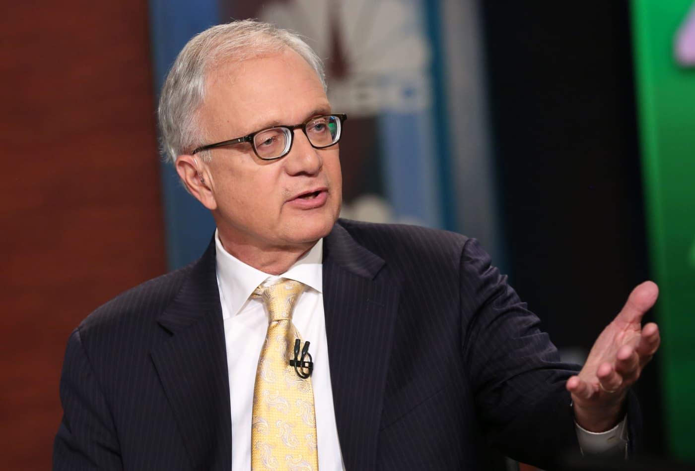 Stocks will soar 17% through next year, market bull Ed Yardeni predicts