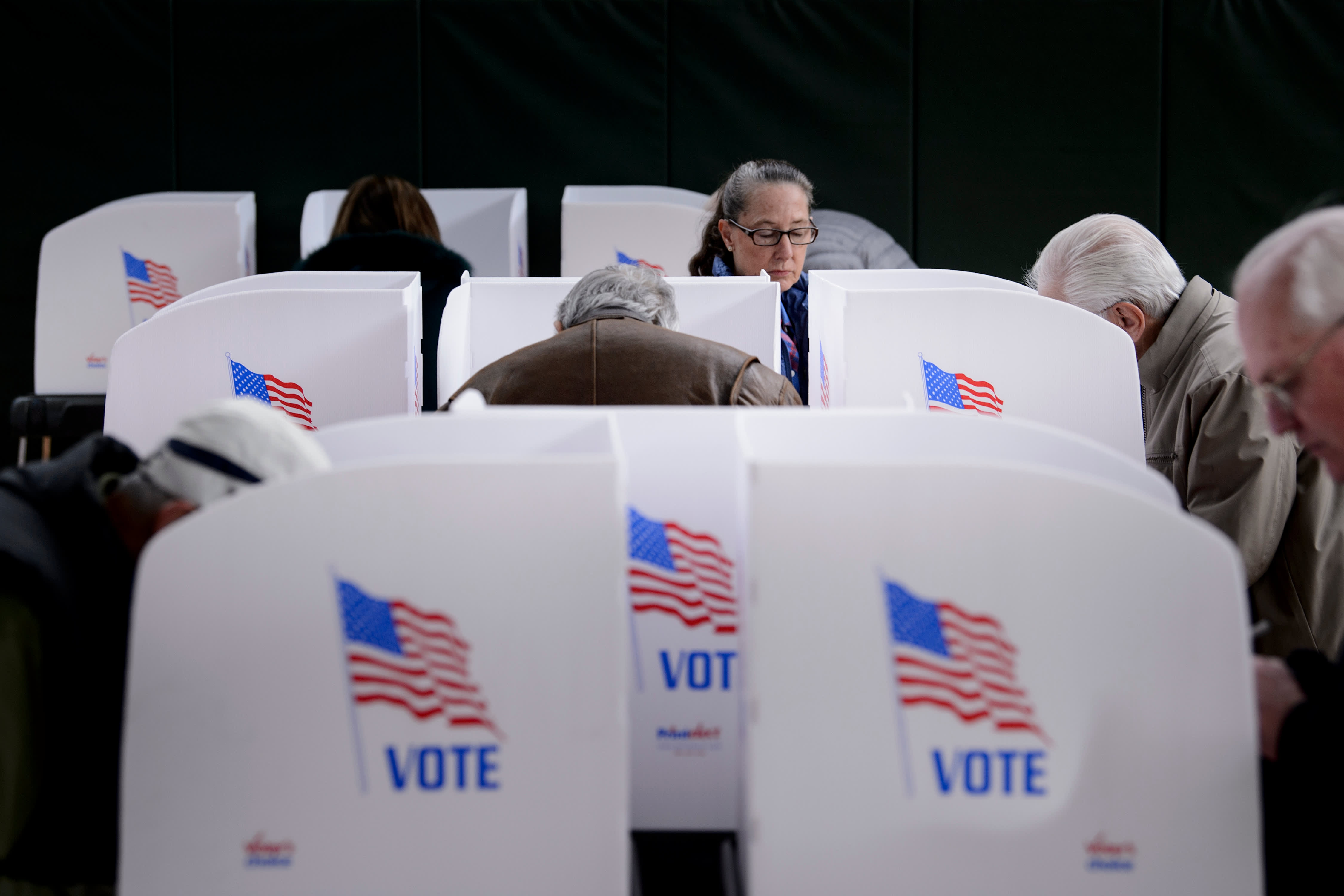 Marijuana legalization and election reform also on midterm