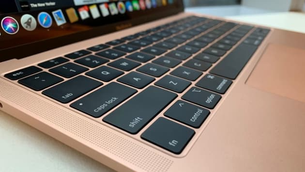 macbook keys dont work