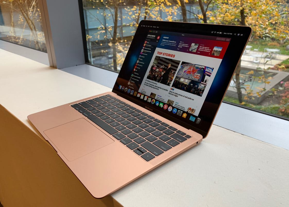 Apple may launch new MacBook Air with a new keyboard that doesn't stick, top analyst says