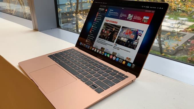 Top Business Laptops 2020.Apple To Release New Macbook Air With New Keyboard