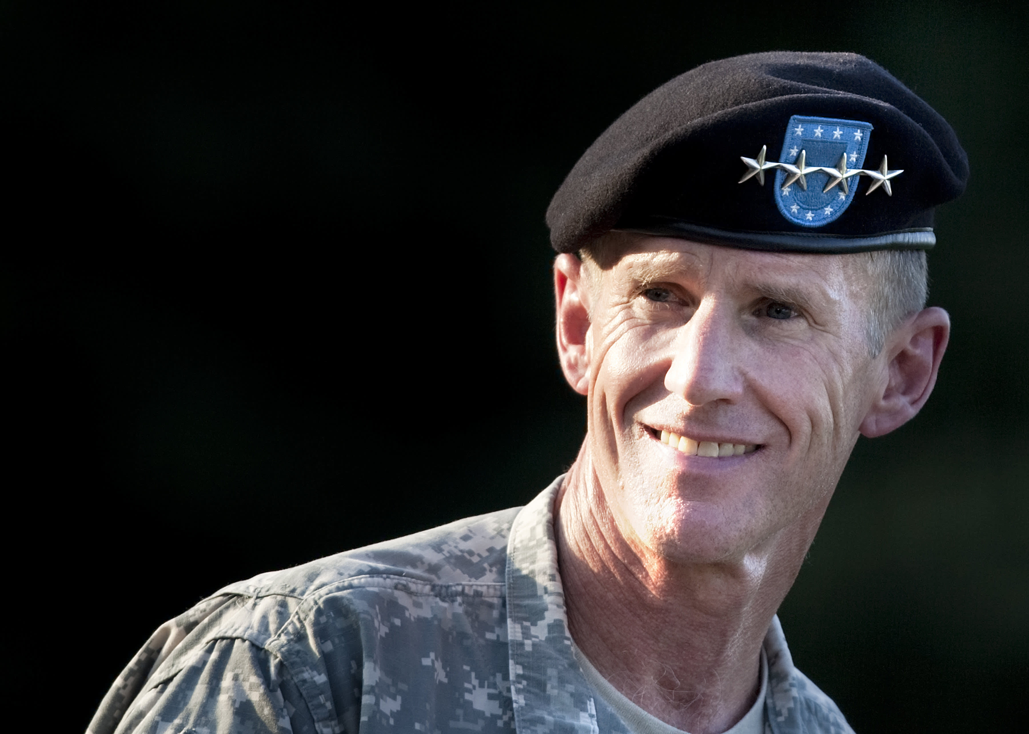 Why retired Gen. Stanley McChrystal puts everything on his calendar, including when he'll shower