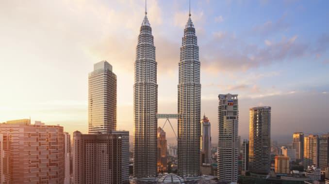 GP: Kuala Lumpur Skyline 181106
