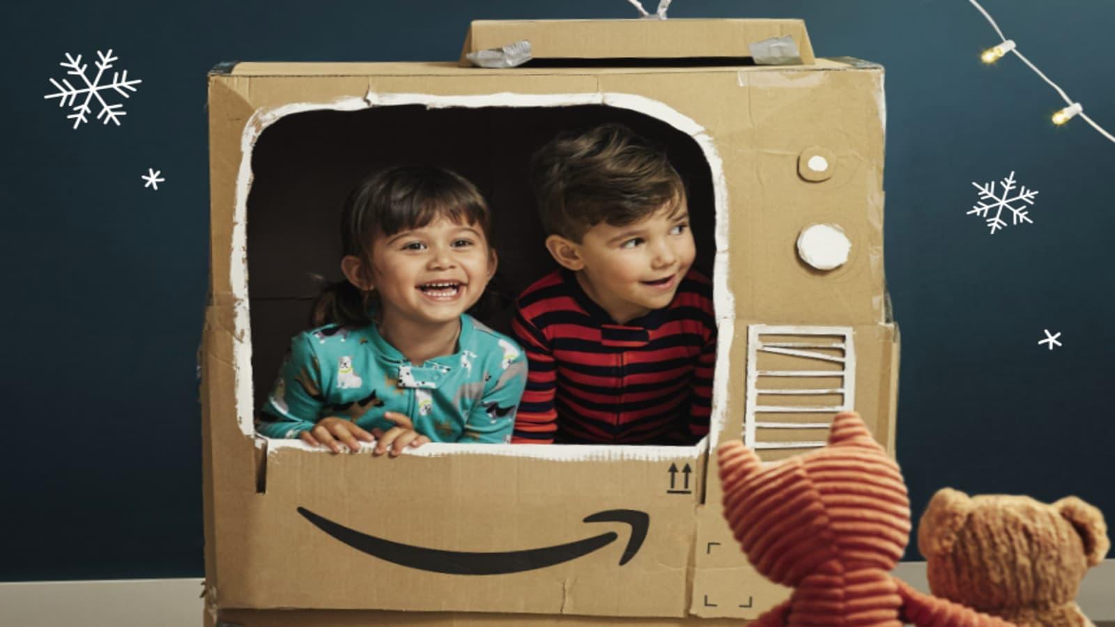 Amazon Begins Mailing Printed Holiday Toy Catalog