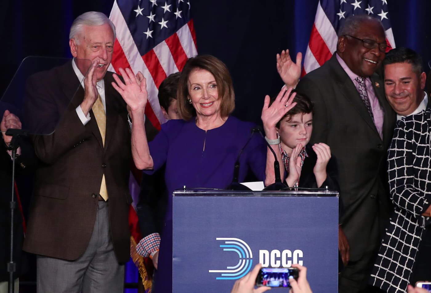 A week later it's clear the midterms did produce a blue wave – here are the three main factors that drove the Democrats' triumph