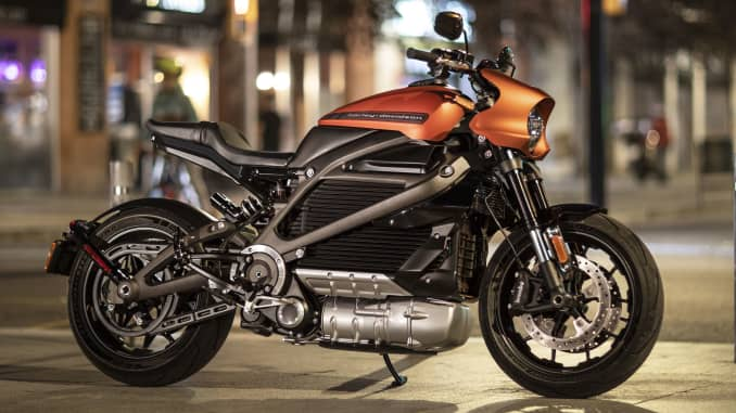 Harley Motorcycles For Sale >> Harley Davidson Halts Production Of New Electric Motorcycles