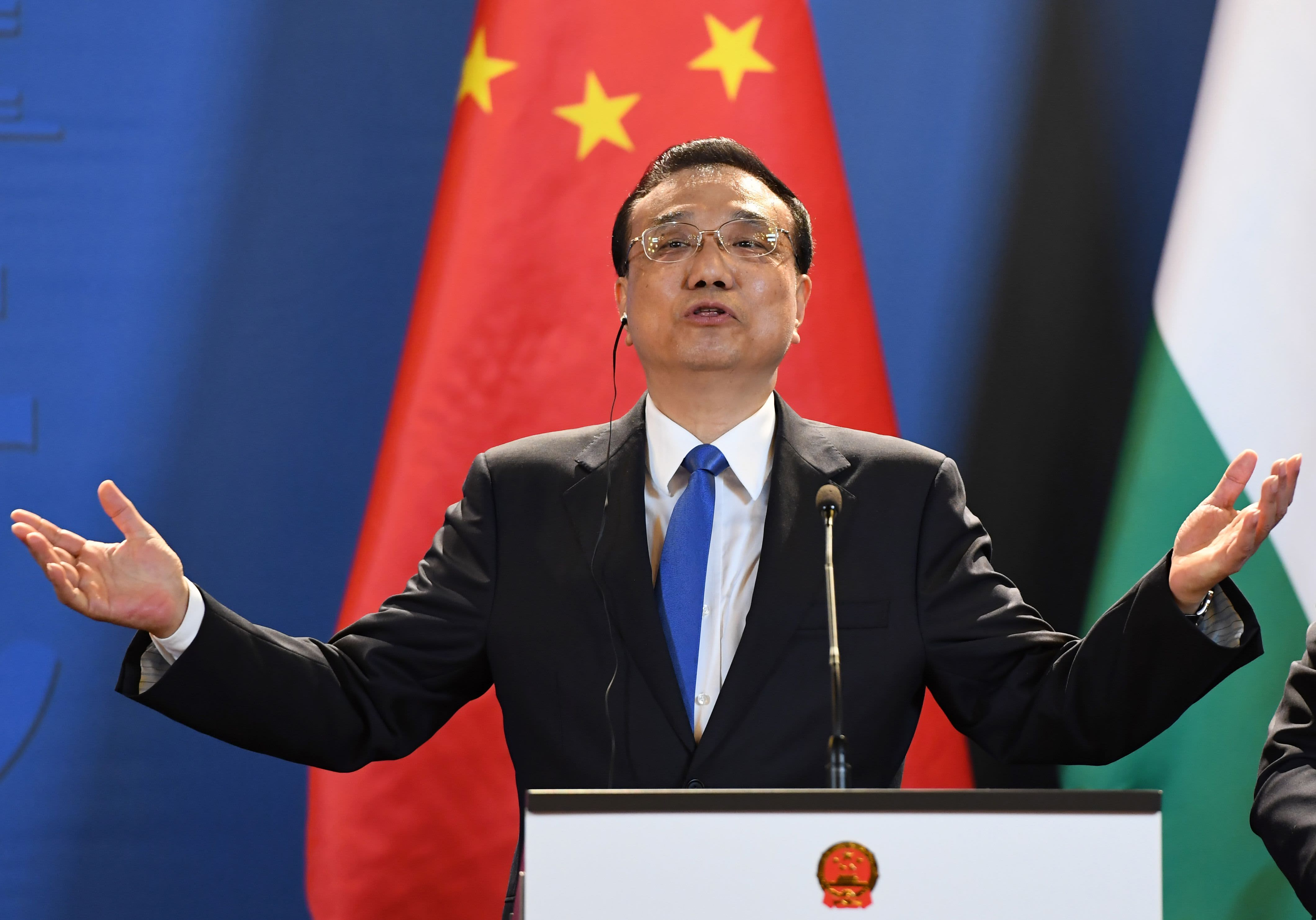 China's second-in-command: We're building an even playing field for foreign firms thumbnail