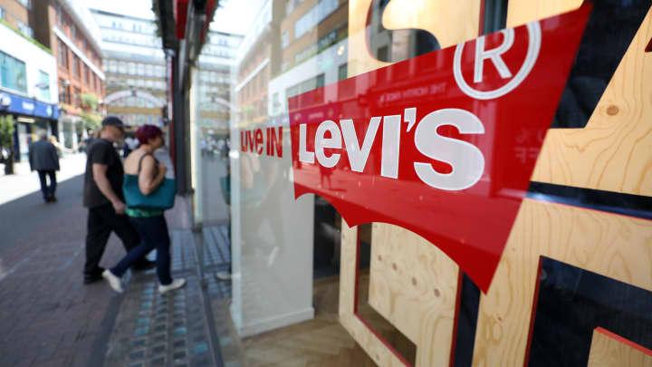 GP: Levi Strauss store