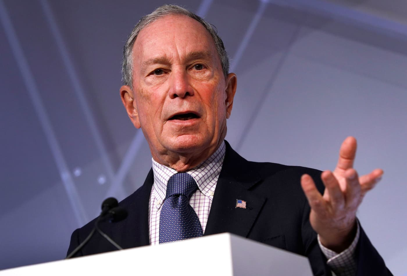 Bloomberg's company announces new mandatory sexual harassment training