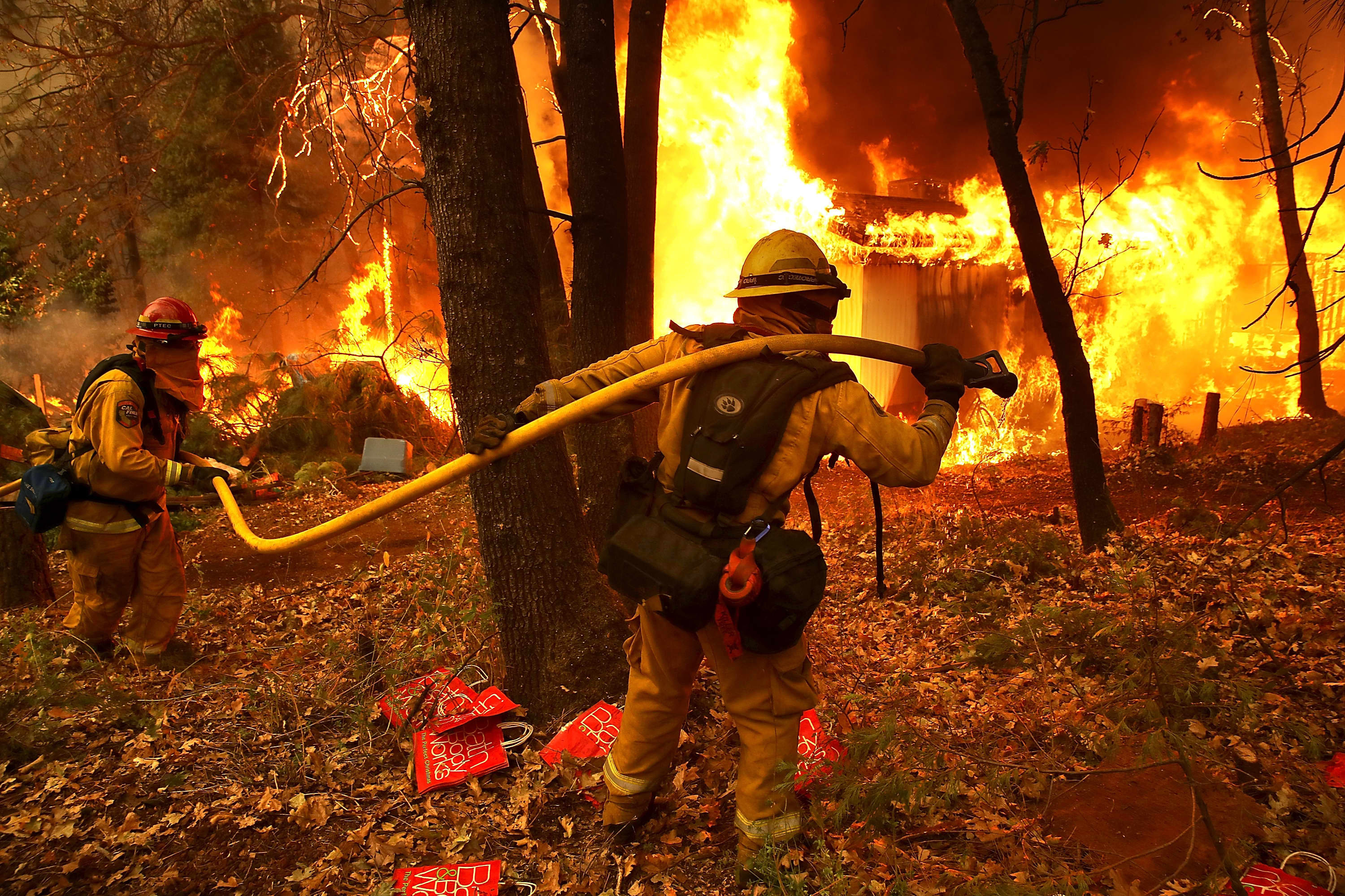 Coronavirus will obstruct emergency services for firefighters during wildfires