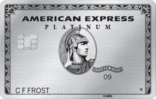 Credit Card: American Express Business Platinum