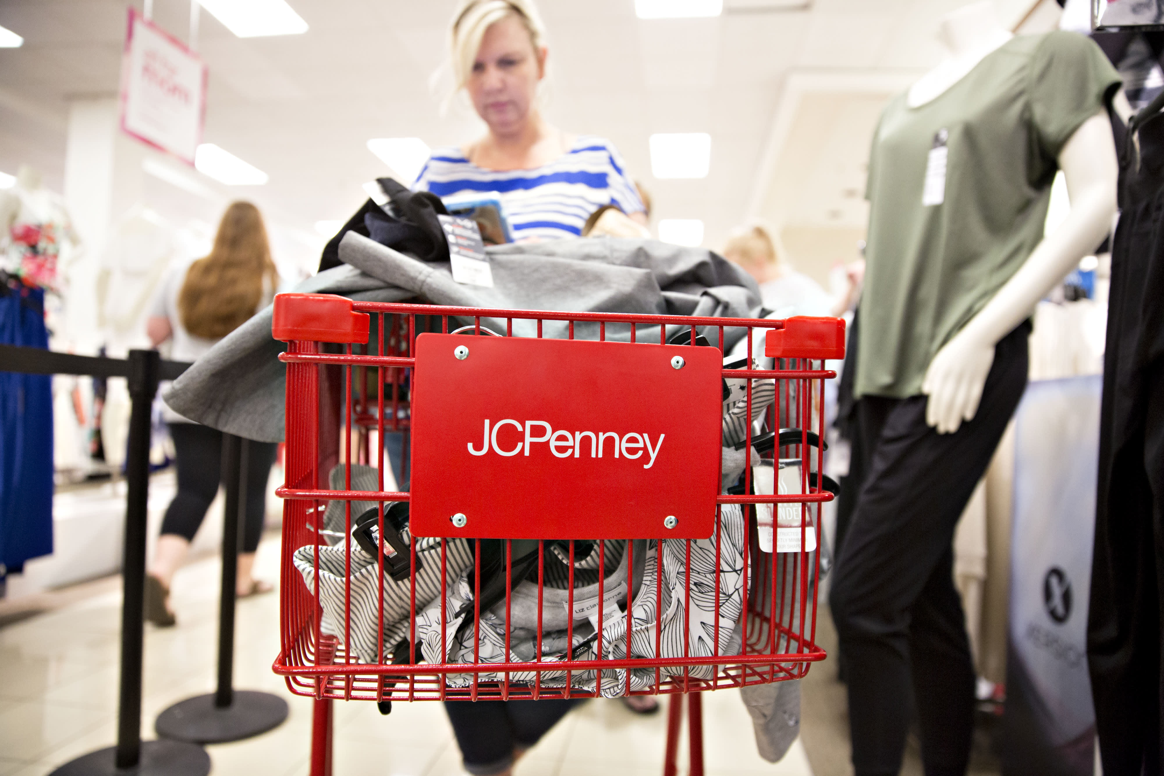 Stocks making the biggest moves midday: Kohl's, Micron, JC Penney & more