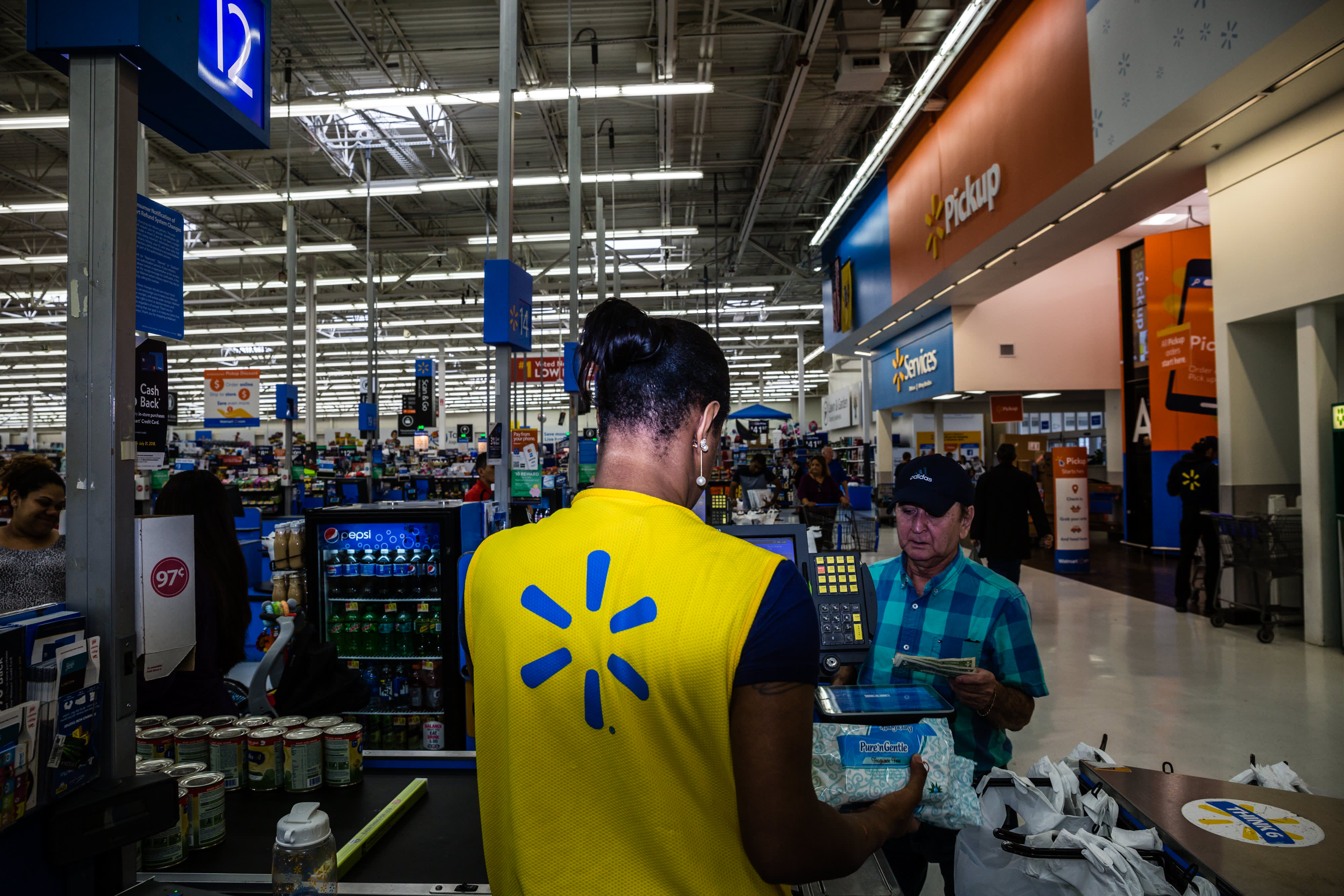 Workers With Disabilities Feel Targeted After Walmart Changes Job Requirements Report Says
