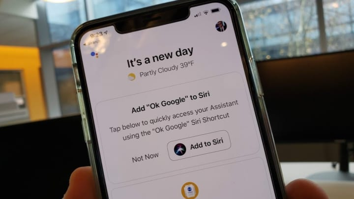 How to use Google Assistant in Siri on iPhone