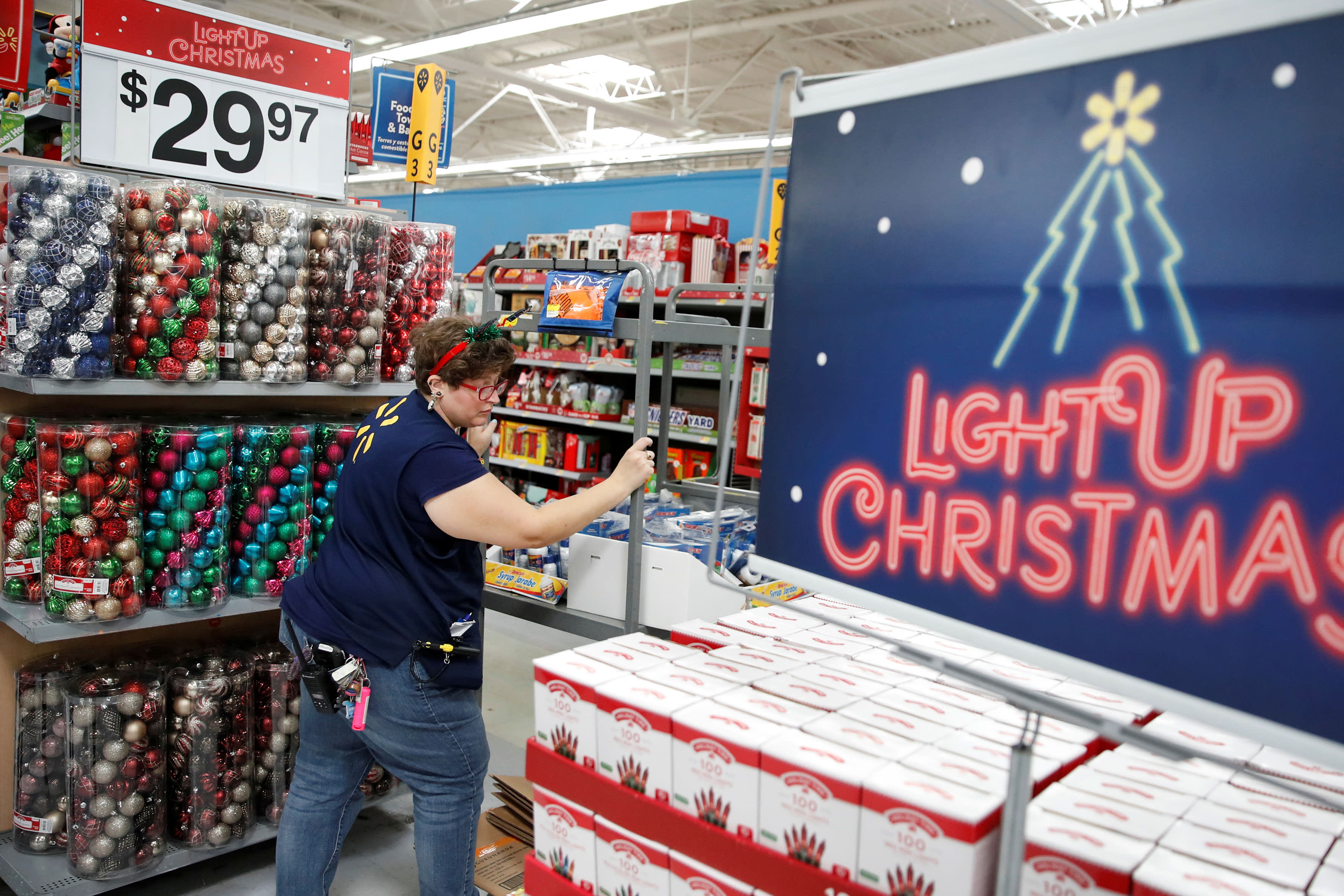 Trump said he wanted to save Christmas, but shoppers fear tariffs could ruin the holiday season
