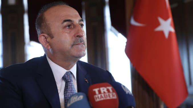 GI: Turkish FM Cavusoglu