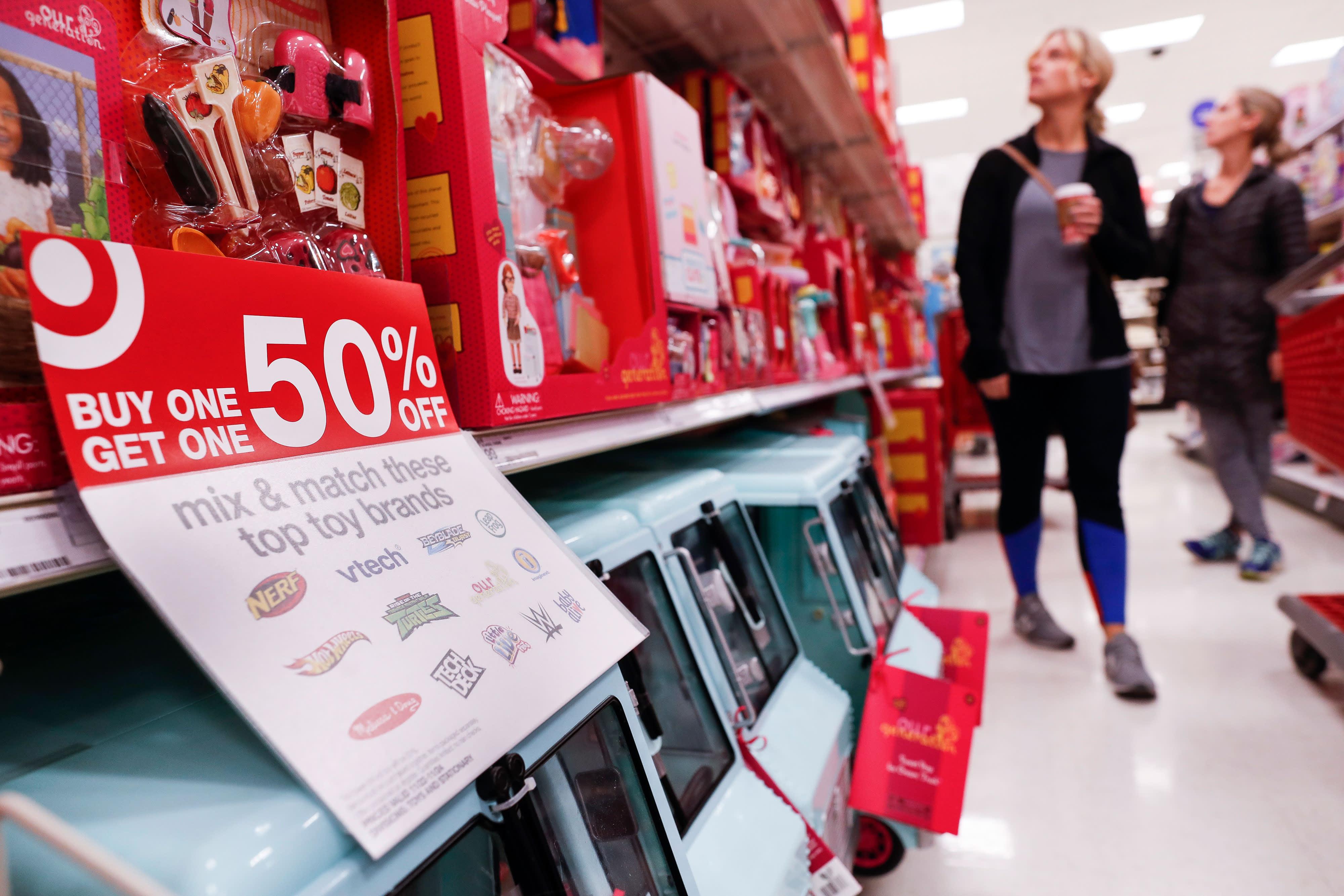 If you offer good value in retail, you're winning. Everyone else is in trouble