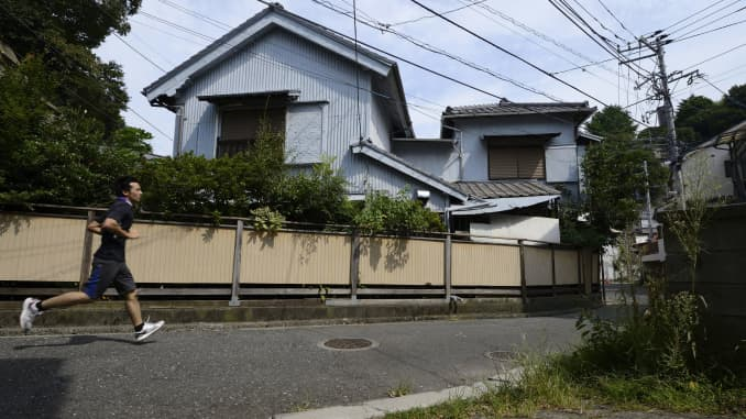 Japan free homes: Empty houses given away and sold cheap
