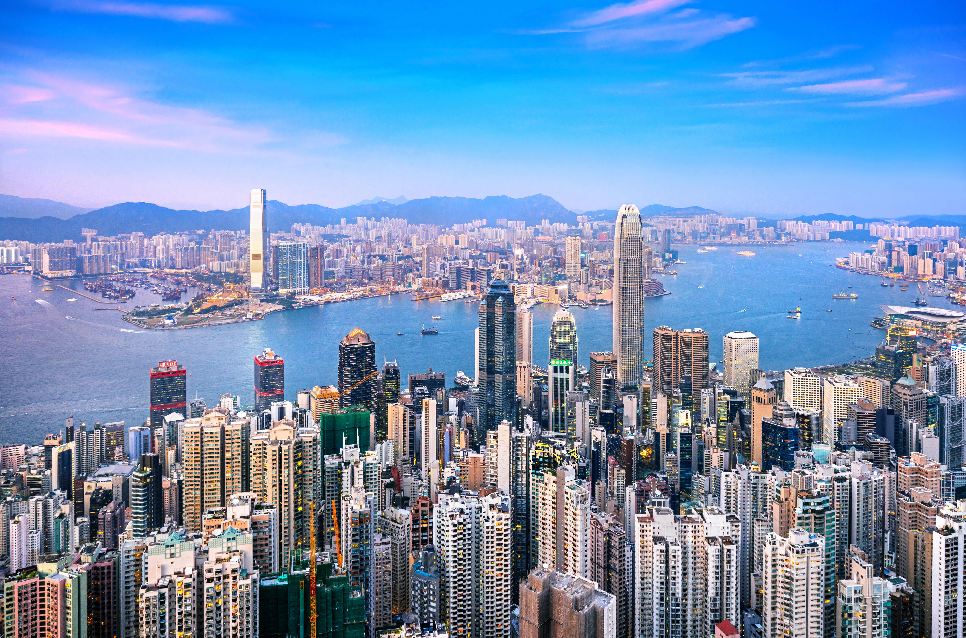 Hong Kong named world's most expensive city to buy a home