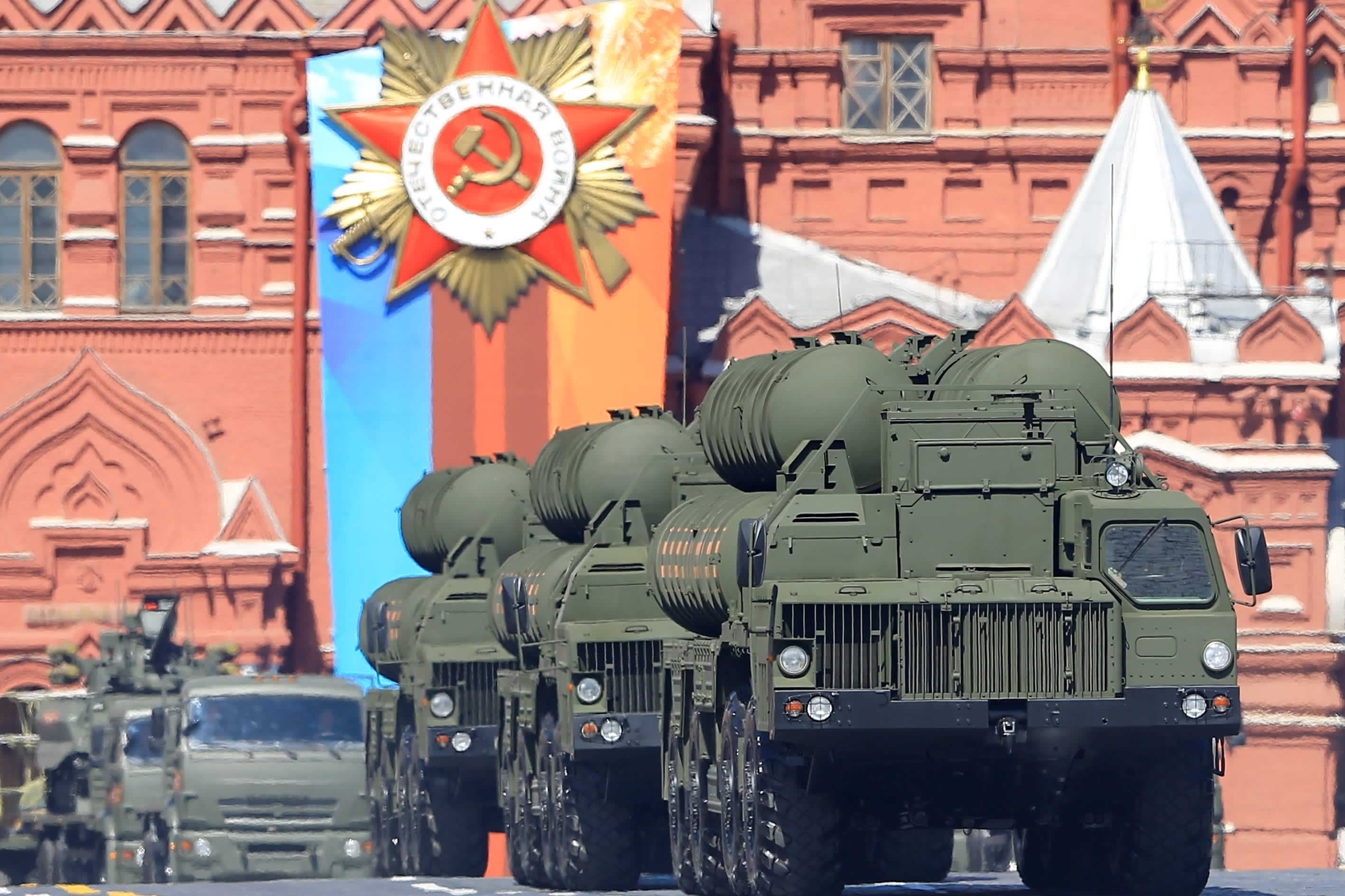 Russia to deploy new S-400 missile systems in Crimea