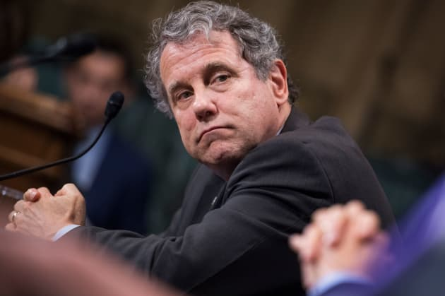 Congress Opens Up Damn Near Entire >> Trump And Sherrod Brown Talk About General Motors Layoffs In Ohio