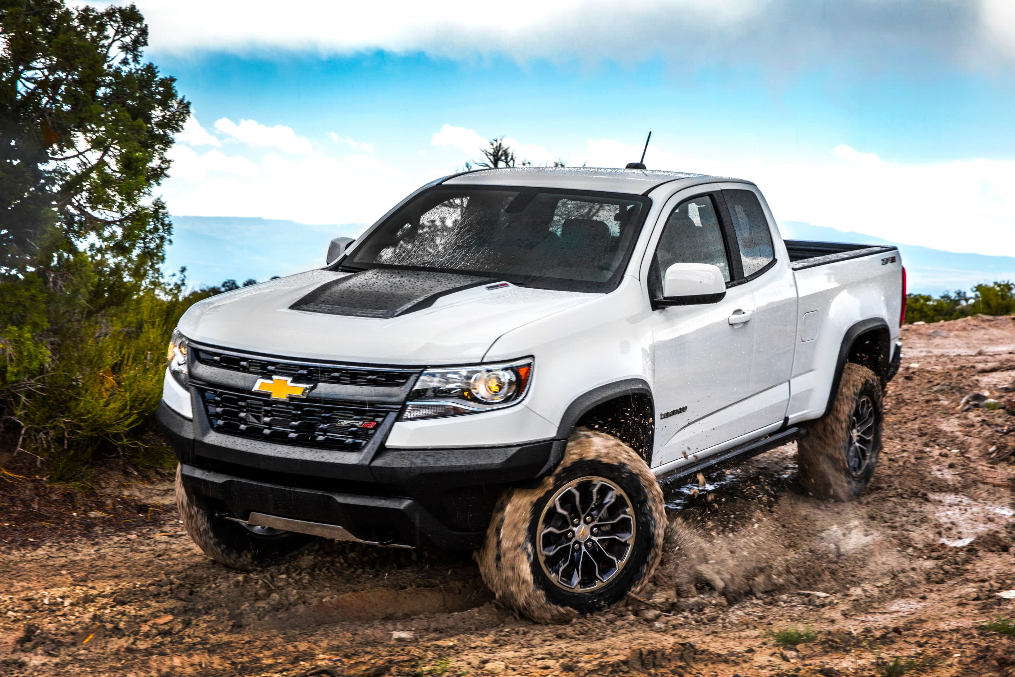 GM is investing $1.5 billion in the US to build redesigned midsize pickups
