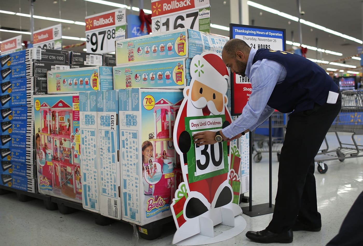 How To Land A Job At Walmart