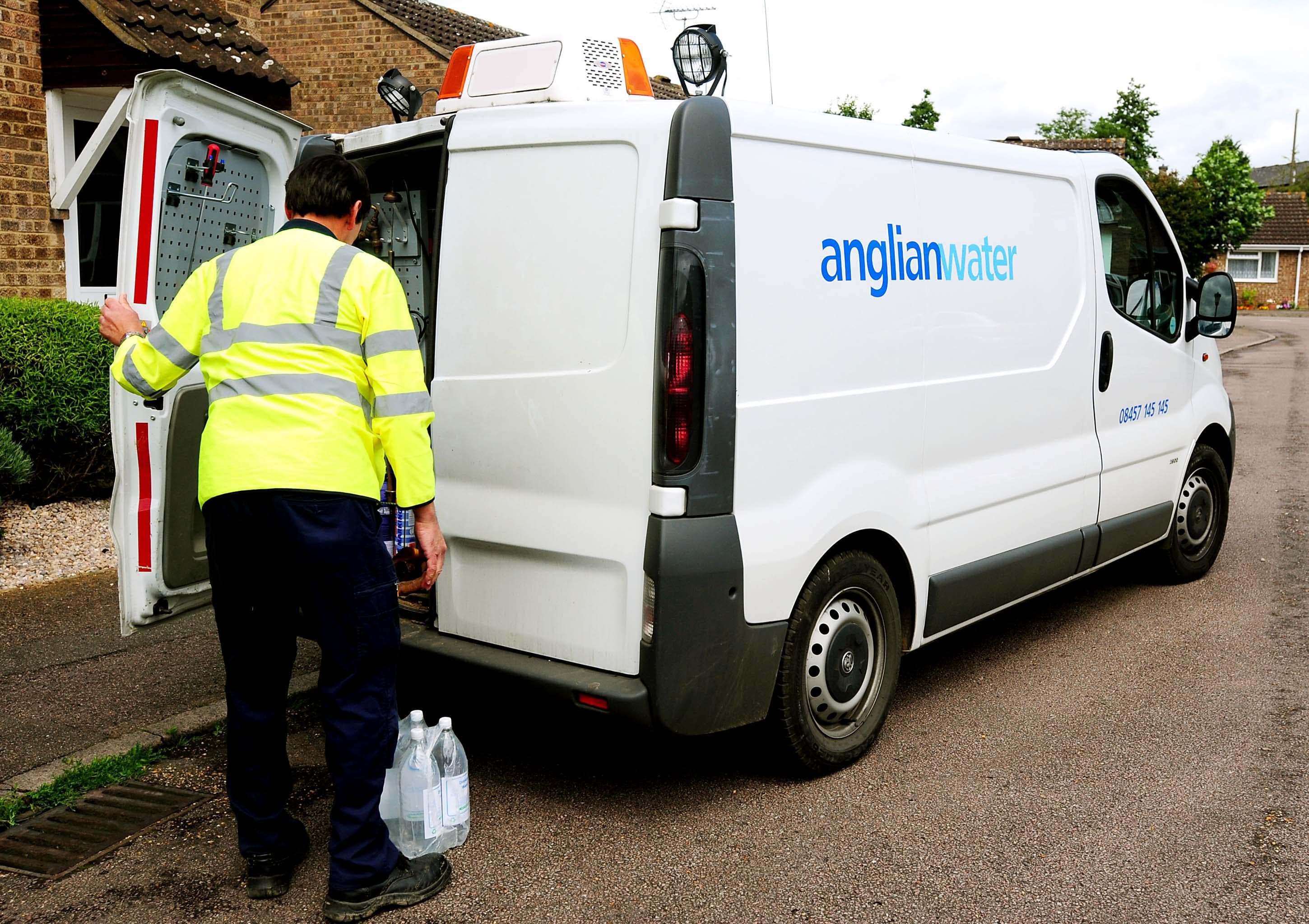 GP: Anglian Water, Water contamination scare