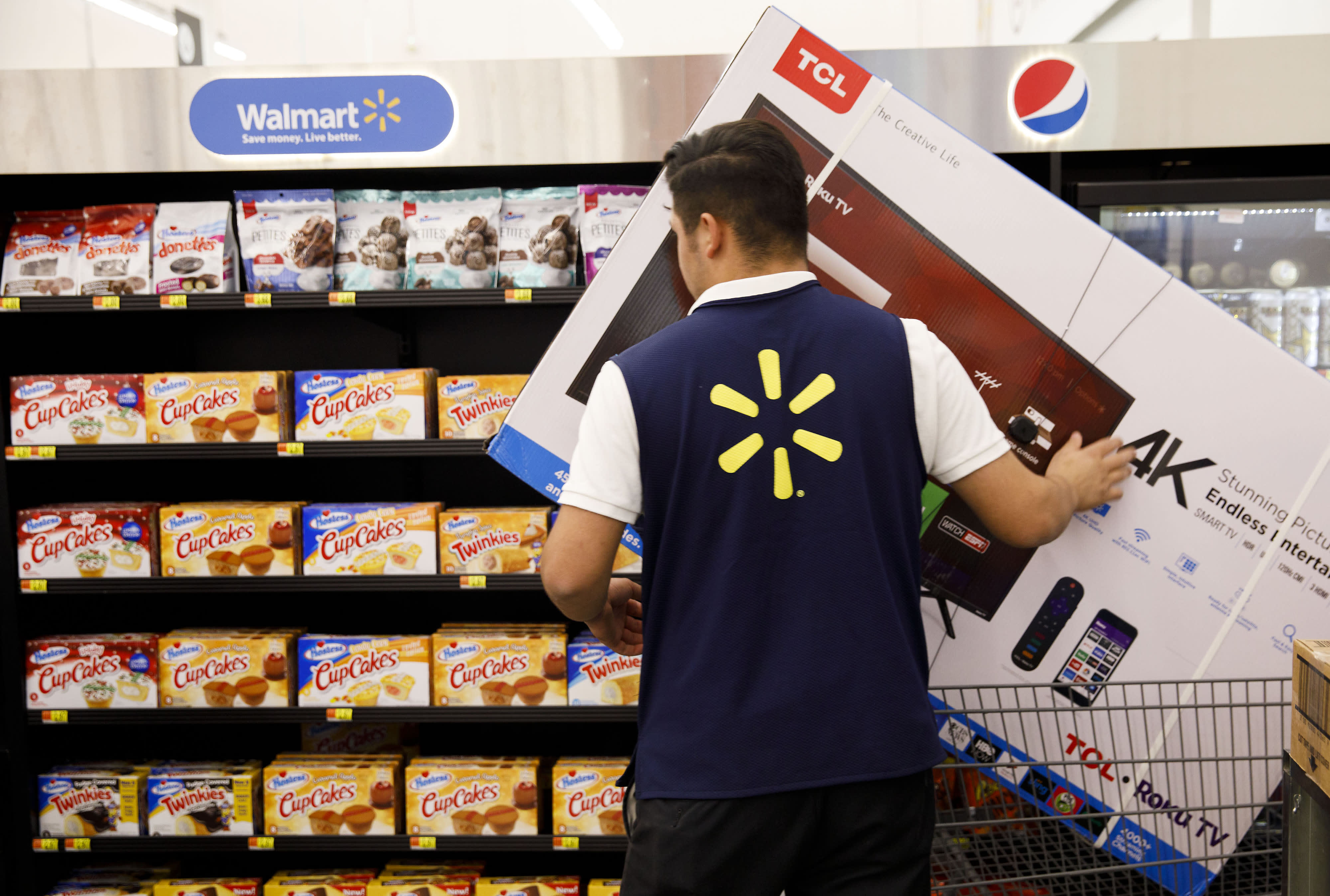 Inside Walmart's plan to hire more teenagers