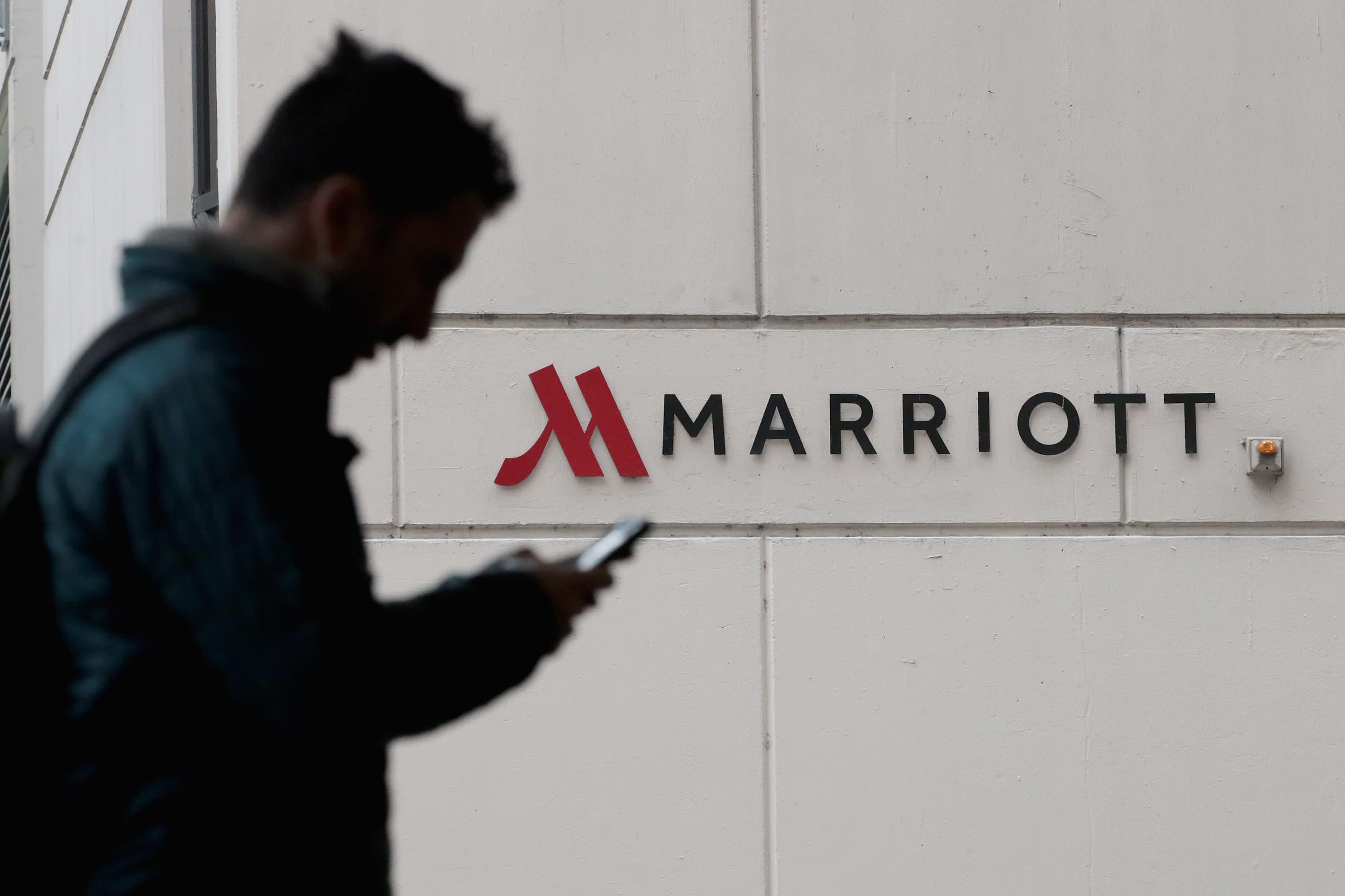 Clues in Marriott hack are said to implicate China
