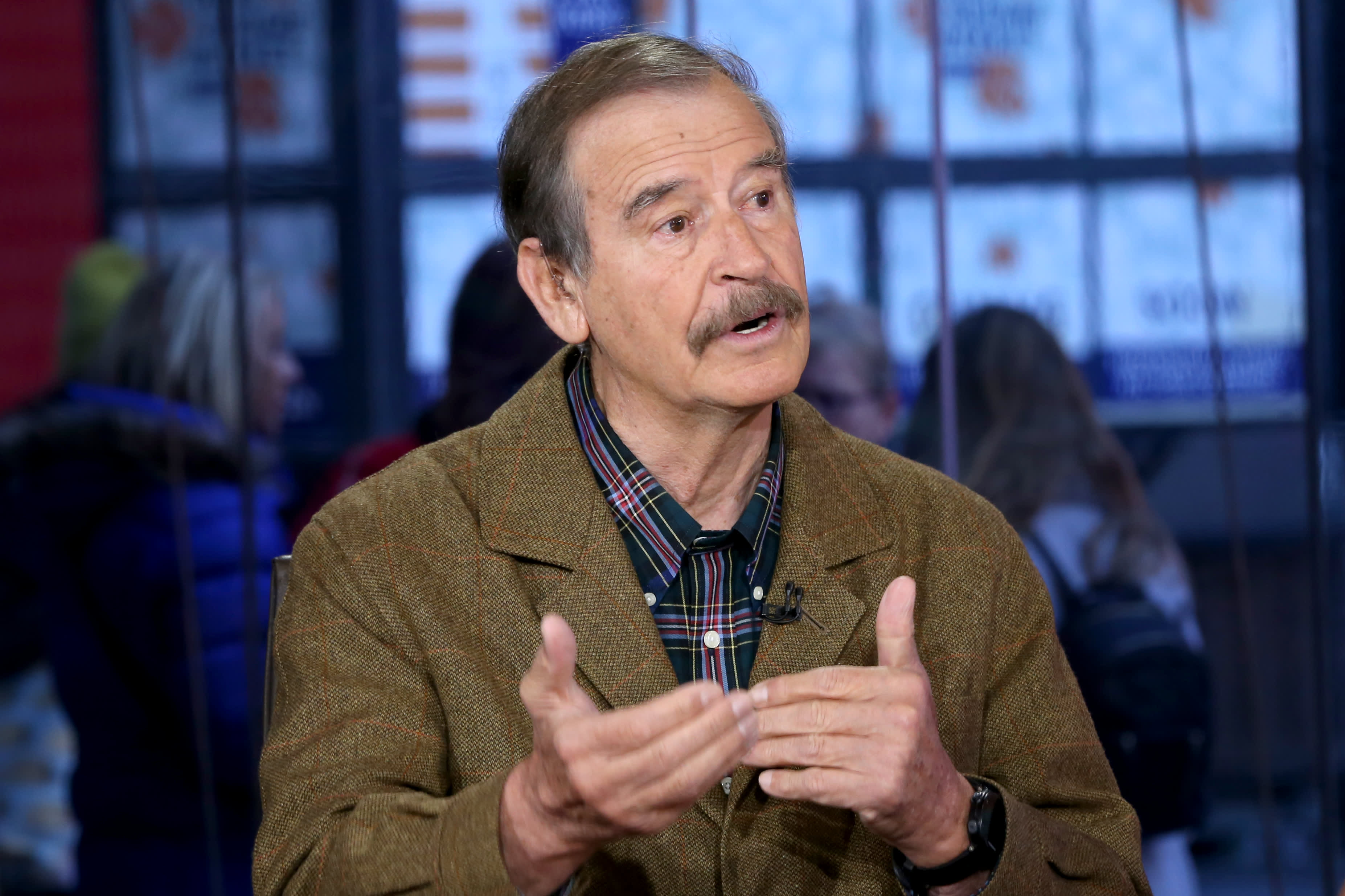 Legalization of drugs is the way to combat cartels, former Mexican president says