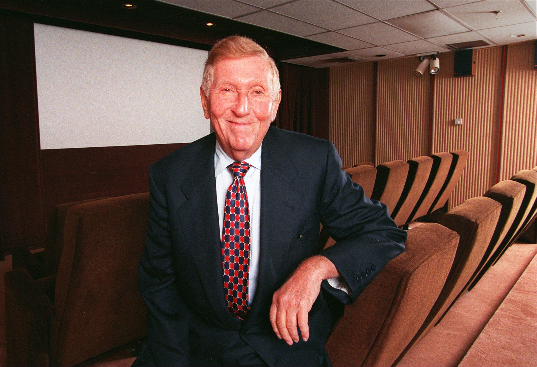 Sumner Redstone, billionaire media tycoon, dead at age 97