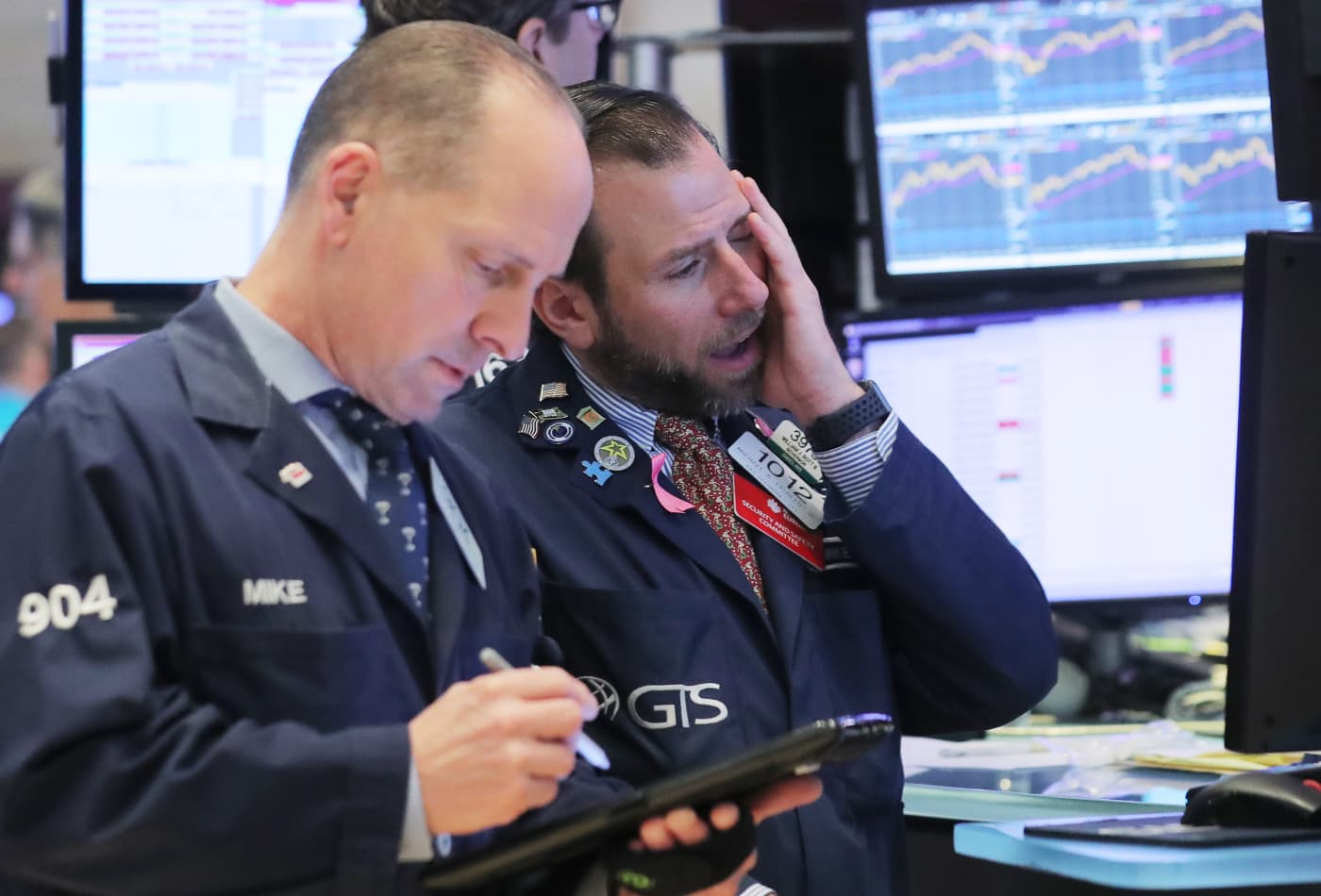 Stock market similarities to 2018 could signal a wave of volatility and a correction