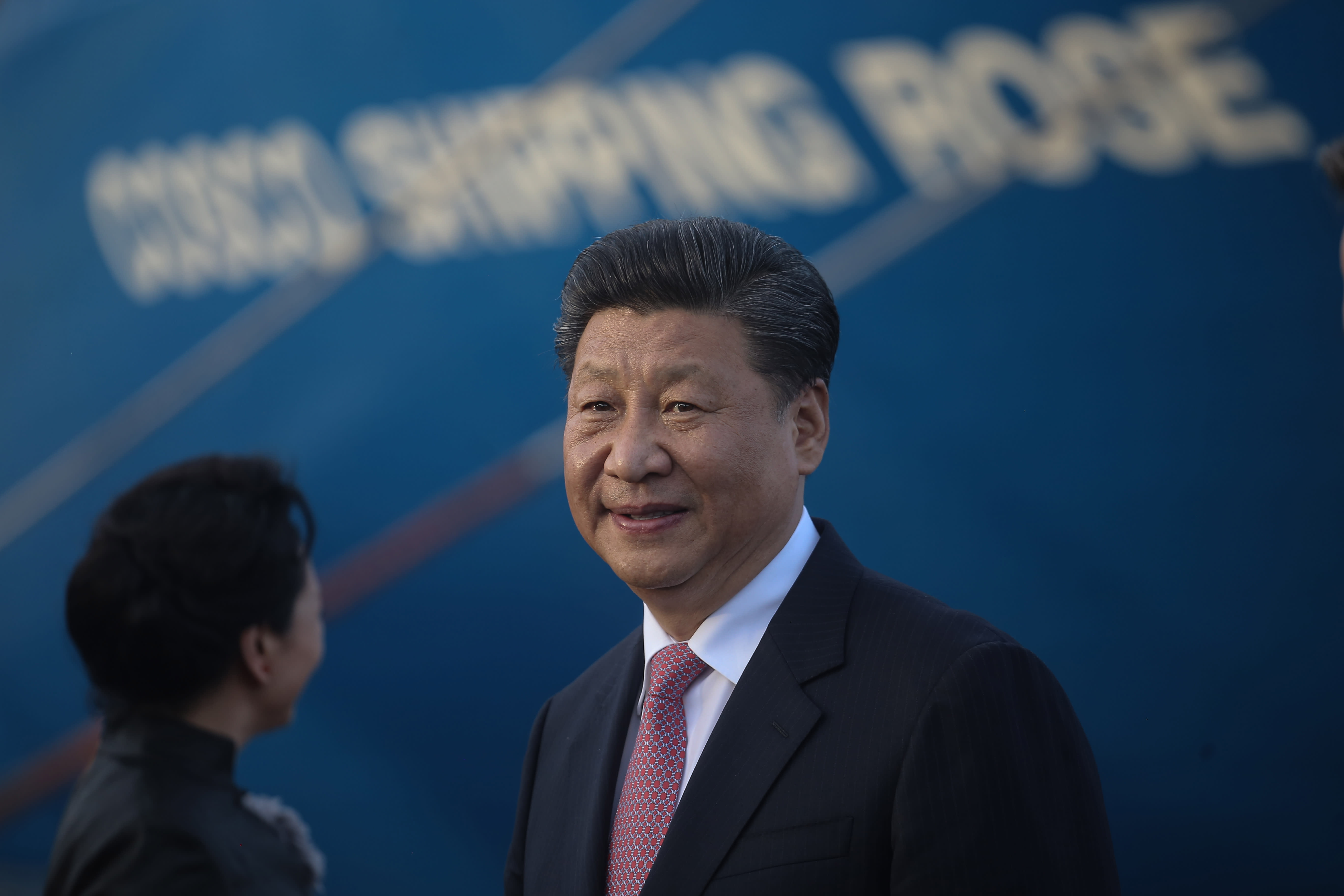 Amid criticism, China's Xi says Belt and Road project can be 'shared by the world'