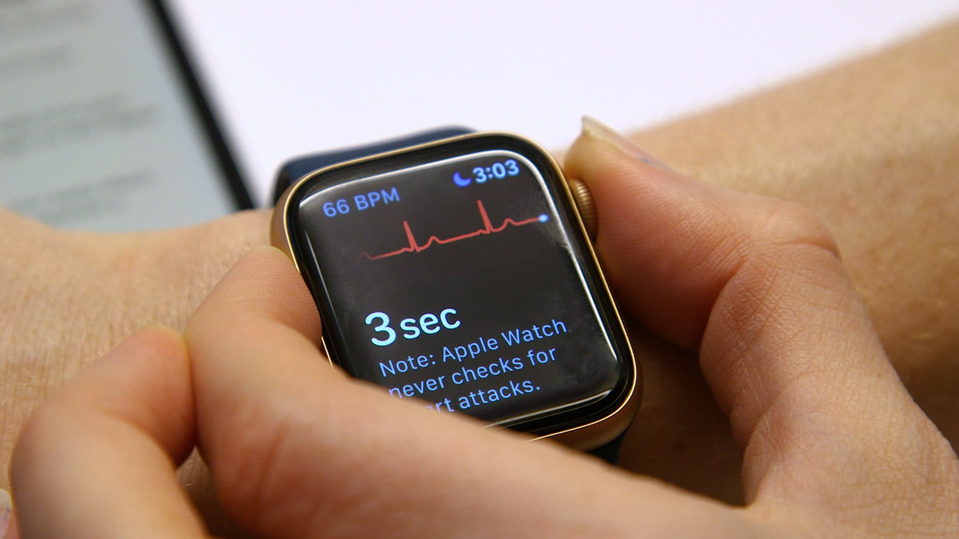The Apple Watch is giving consumers control over their health, but some doctors say patients are taking it too far