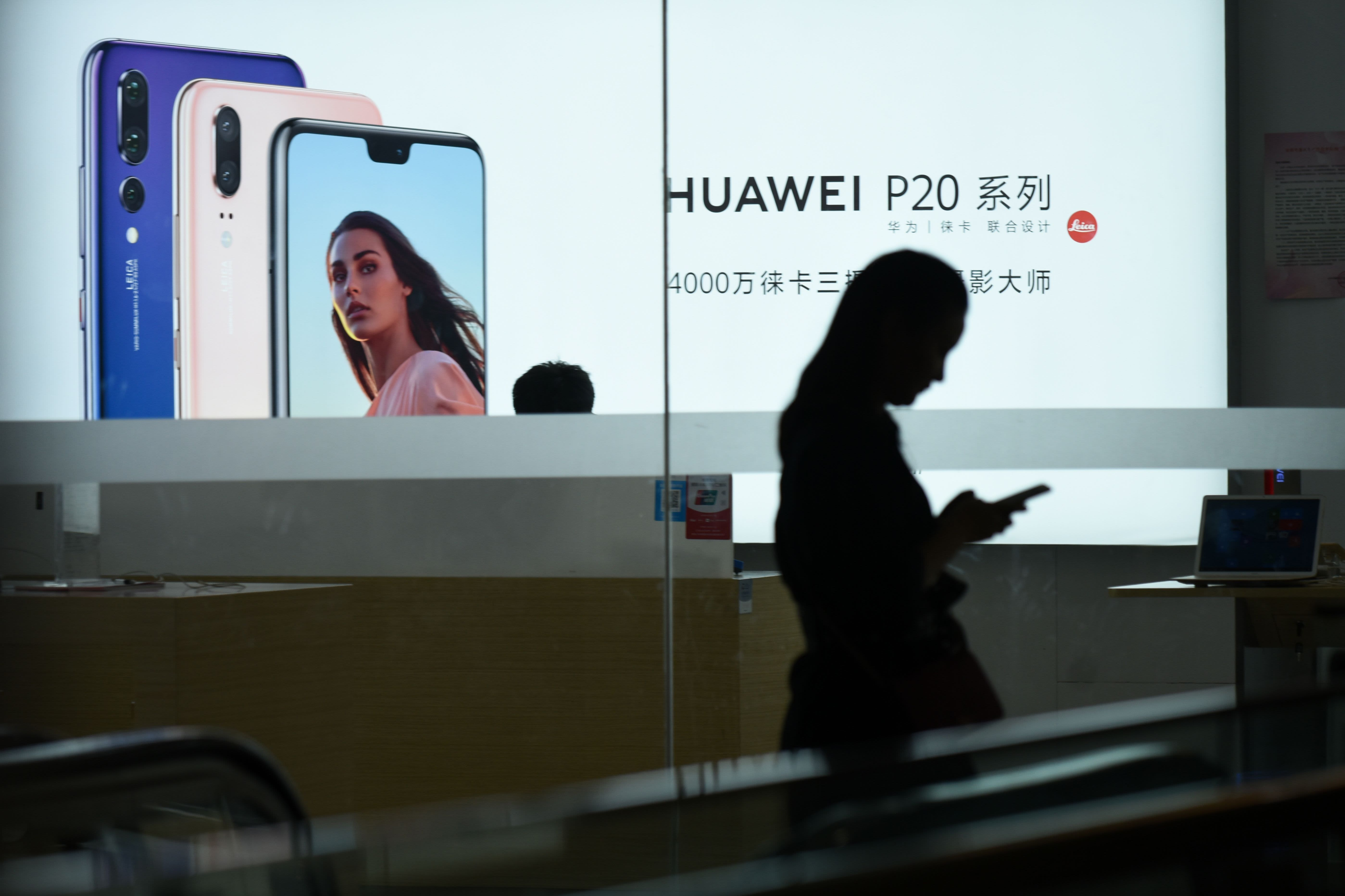 Huawei takes market share from Apple iPhone, Samsung Galaxy: Gartner