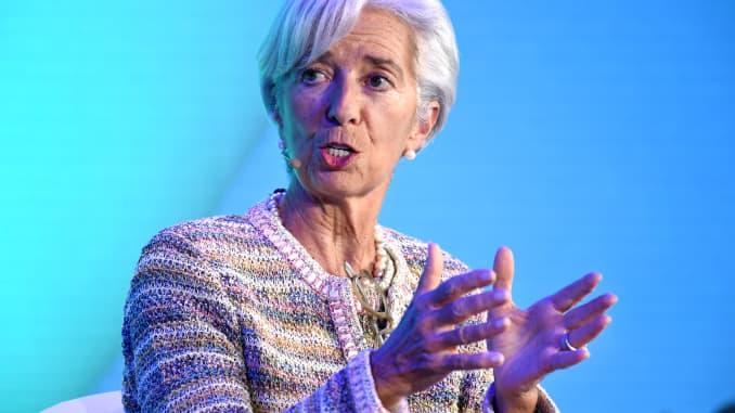 GP:Christine Lagarde, IMF 181107