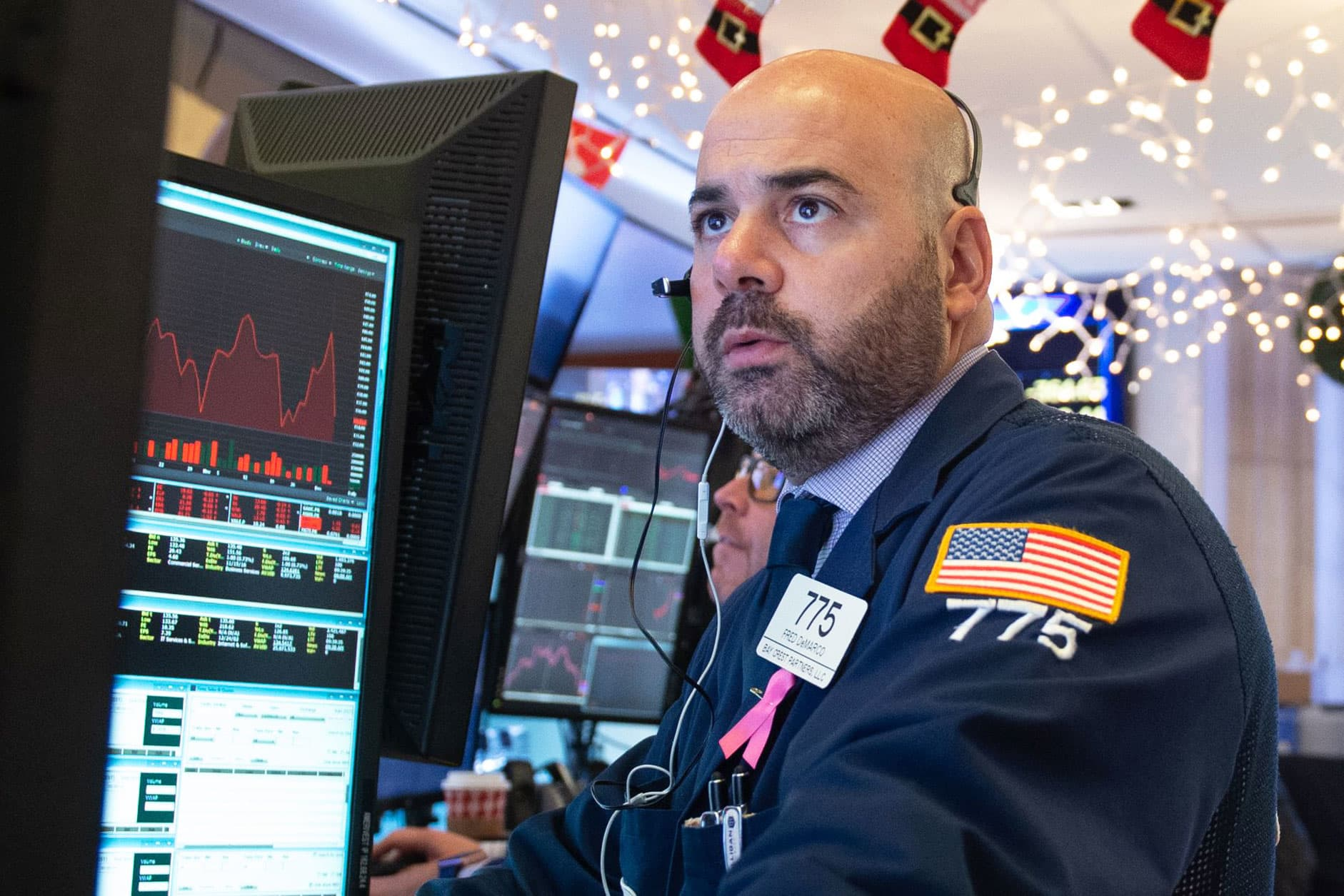 GP: Trader NYSE concerned Christmas 181206