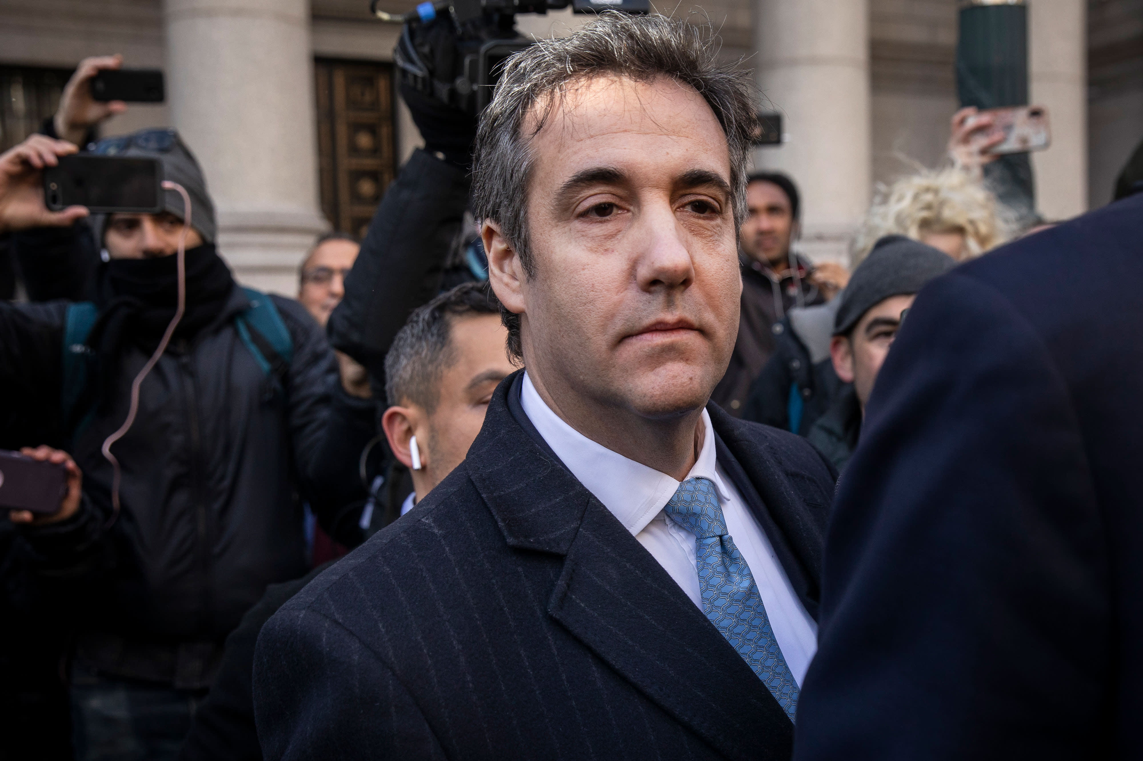 Michael Cohen to testify about Trumps payments