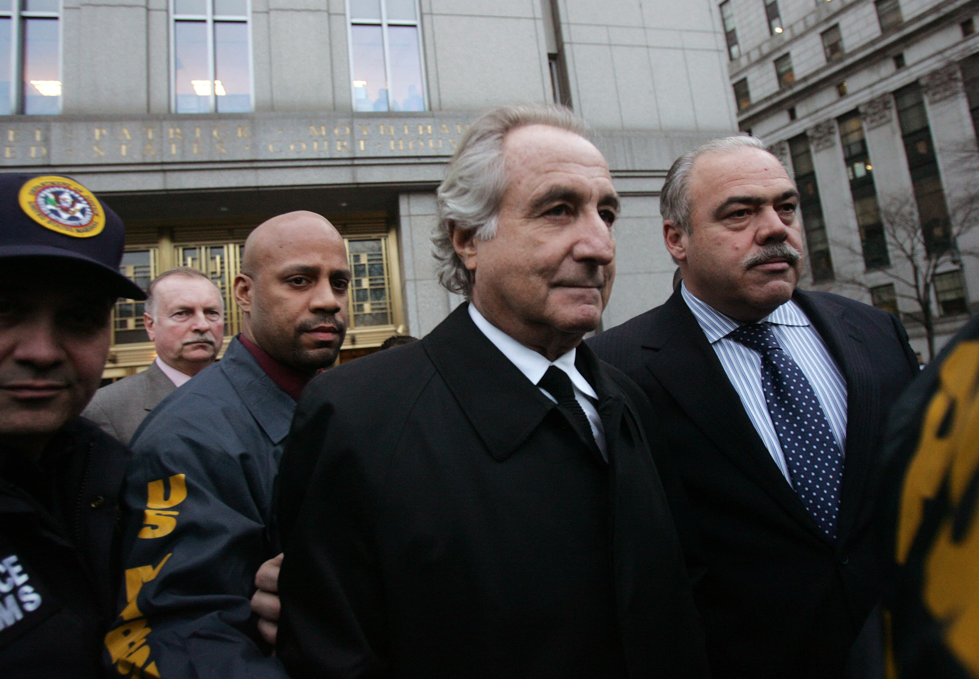 Lawyer says he lobbied Mnuchin and a congressman to reduce Bernie Madoff's sentence