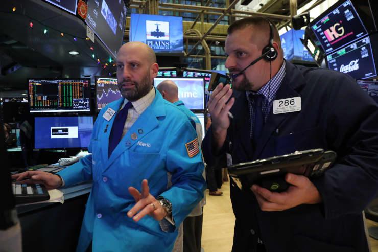 GP: NYSE traders
