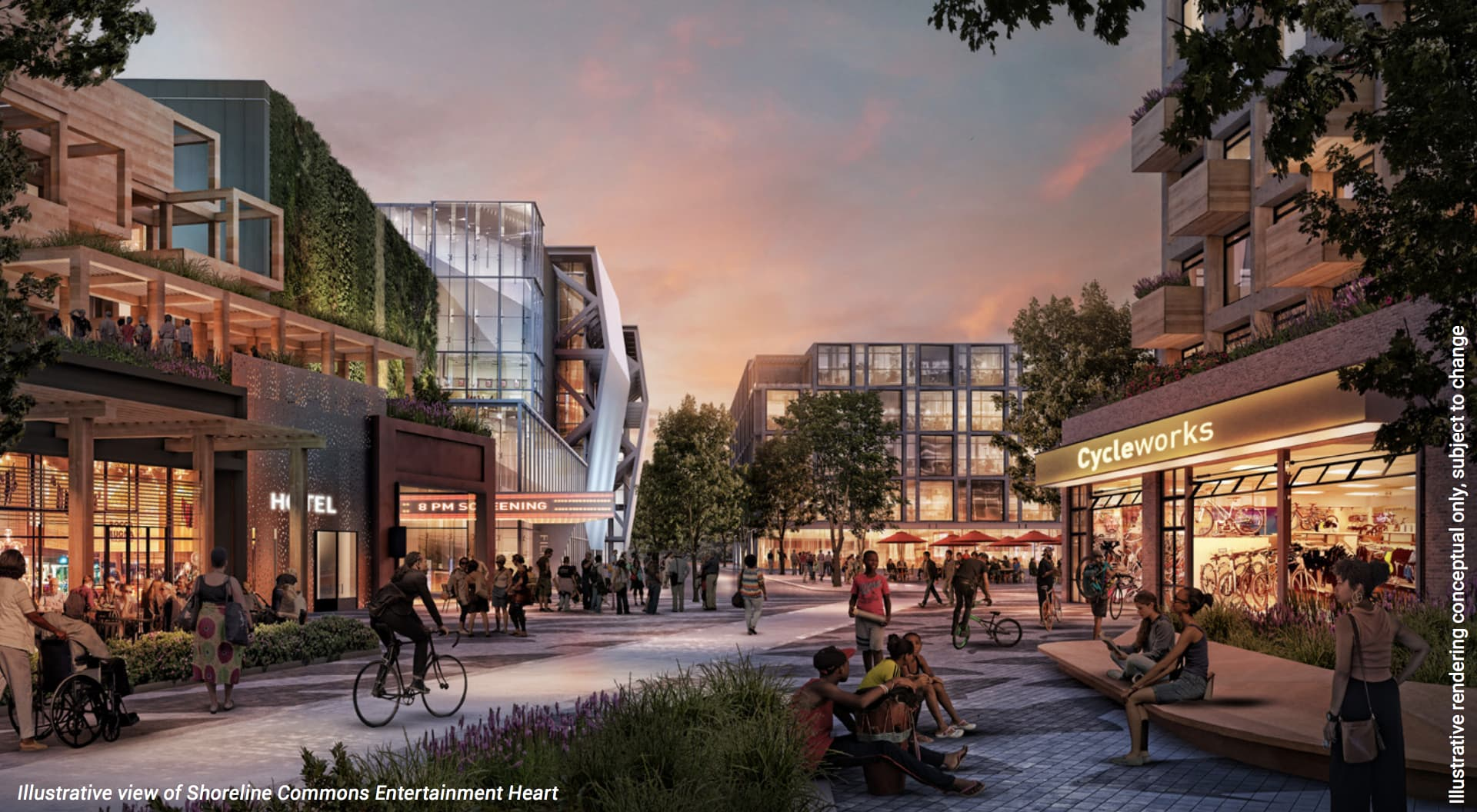 Google has huge plans for its home city — here's a look at the massive development