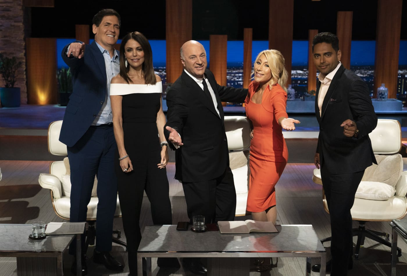 64391dfdea 'Shark Tank' guest judge Bethenny Frankel reveals behind-the-scenes secrets  of the show