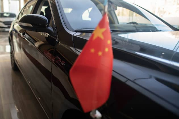 Economy Auto Sales >> China Auto Sales Keep Falling And Falling