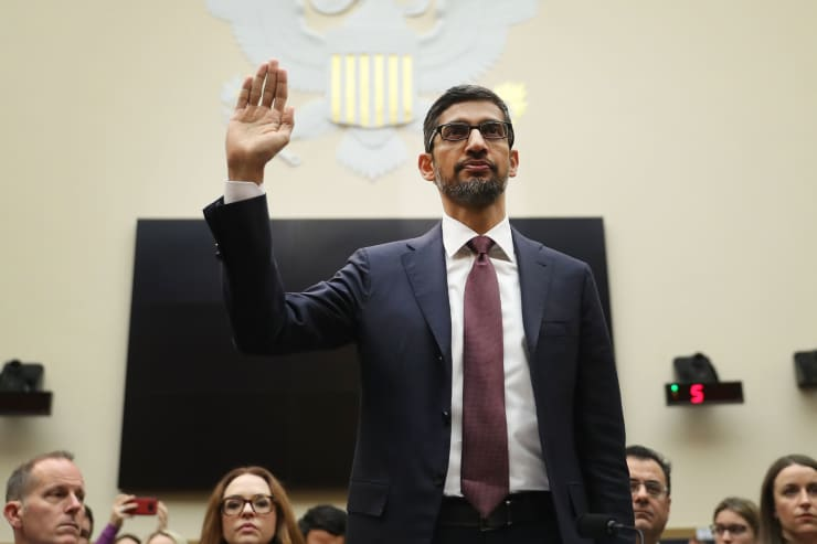 GP: Google CEO Sundar Pichai Testifies 181211
