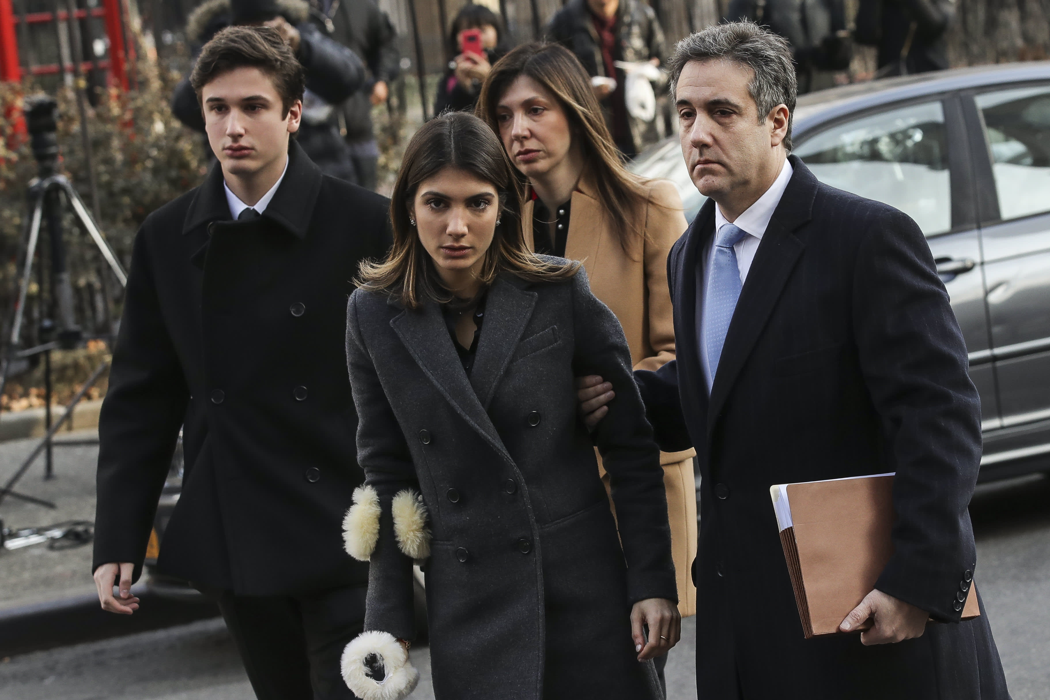 Former Trump lawyer, fixer Michael Cohen faces sentencing in