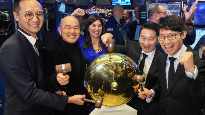 Tencent Music IPO: TME stock starts trading on the NYSE