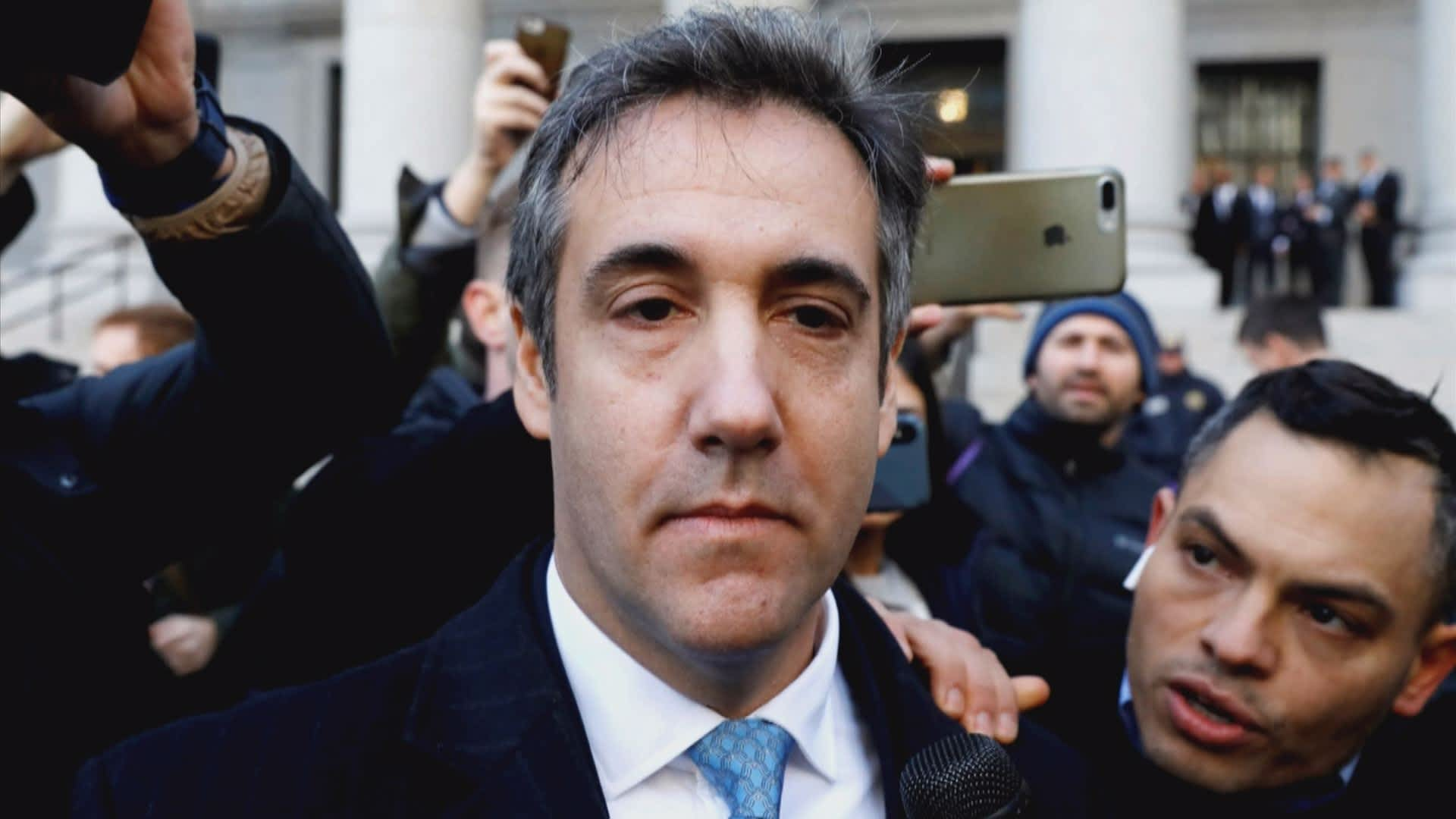 Former Trump lawyer Michael Cohen sentenced for Stormy Daniels case, Russia  project and other crimes