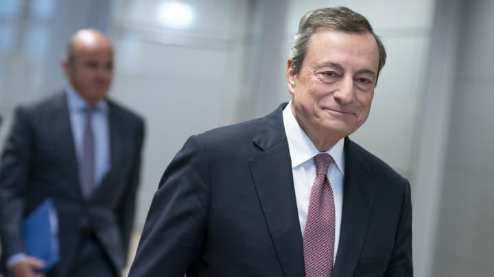 Draghi's dovish talk steers his successor toward a new era of stimulus