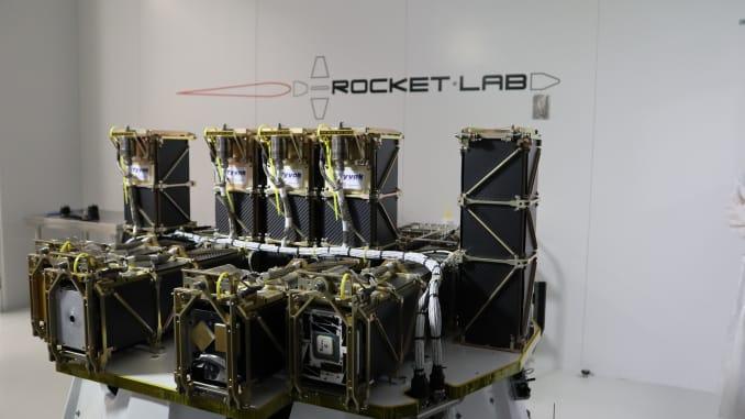 H/O: Rocket Lab payload 181212 EC